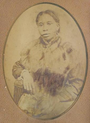 Letty Ann Hopewell Warfield